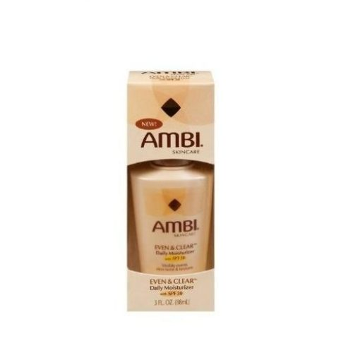 AMBI EVEN & CLEAR DAILY MOISTURIZER SPF30