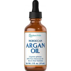 PURITANS PRIDE MOROCCAN ARGAN OIL