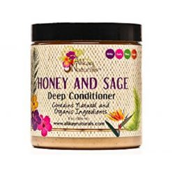ALIKAY NATURALS HONEY AND SAGE DEEP CONDITIONER 8OZ