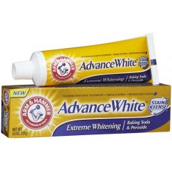 Arm & Hammer Advance White Extreme Whitening With Stain Defense Baking Soda & Peroxide Toothpaste
