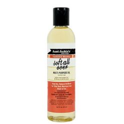 AUNT JACKIE'S SOFT ALL OVER MULTI PURPOSE OIL (8OZ) ,