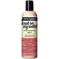 AUNT JACKIES KNOT ON MY WATCH INSTANT DETANGLING THERAPY, 12 OUNCE