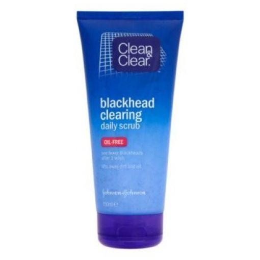 Clean & Clear Blackhead Clearing Scrub 150ml