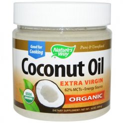 NATURES WAY COCONUT OIL,16oz