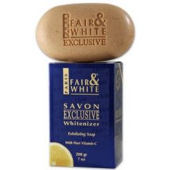 FAIR & WHITE VIT C SOAP 200g