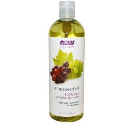 Now Solutions Grape Seed Oil 118ml