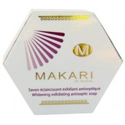 MAKARI WHITENING EXFOLIATING SOAP