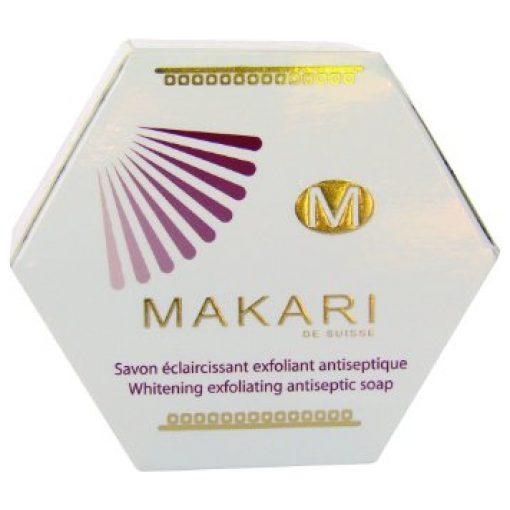 MAKARI WHITENING EXFOLIATING SOAP