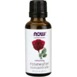 Now Foods Rosewater Concentrate, 1 Fl Oz (30 Ml)