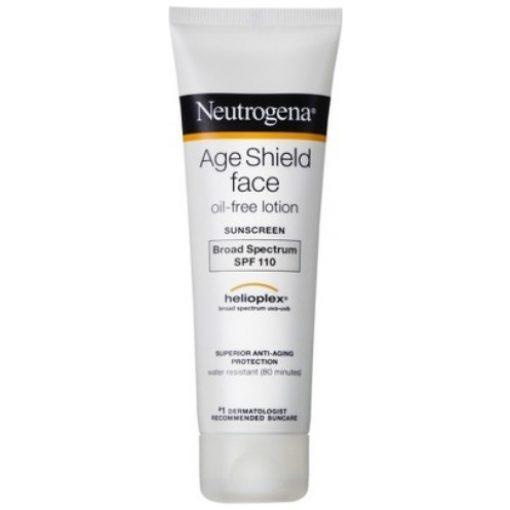 Neutrogena Age Shield Face Lotion Sunscreen Spf110