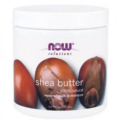 NOW SHEA BUTTER 100% NATURAL 7oz