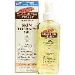 PALMERS COCOA BUTTER FORMULA WITH VITAMIN E SKIN THERAPY OIL
