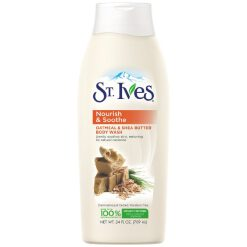 ST. IVES BODY WASH OATMEAL AND SHEA BUTTER, 24 FL OZ