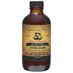Sunny Isle Jamaican Black Castor Oil Extra Dark 4oz