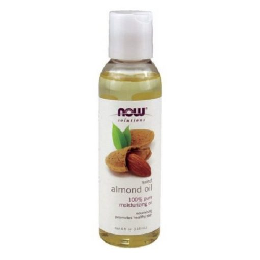 Now Solutions Almond Oil, 4 Ounce