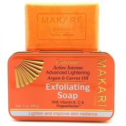 MAKARI EXTREME ACTIVE INTENSE CARROT AND ARGAN SOAP