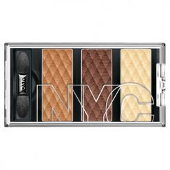 NYC HD METRO TRIO EYE SHADOW  STREETS  PAVED IN GOLD - NY792