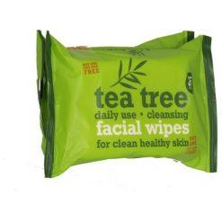 TEA TREE CLEANSING FACIAL WIPE