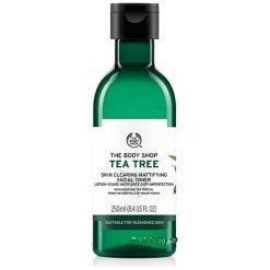 The Body Shop Tea Tree Skin Clearing Mattifying Toner, 8.4fl Oz