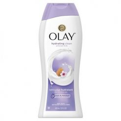 OLAY DAILY MOISTURE WITH ALMOND MILK BODY WASH 22oz