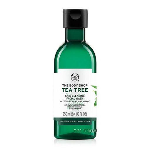 The Body Shop Tea Tree Skin Clearing Facial Wash 8.4fl.oz