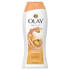 OLAY FRESH OUTLAST INVIGORATING CHAMPAGNE MANGO & WHITE GINGER BODY WASH 22oz