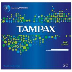 TAMPAX, SUPER 20