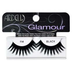 ARDELL GLAMOUR LASHES 114 BLACK