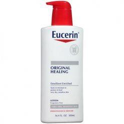 EUCERIN ORIGINAL HEALING EMOLLIENT ENRICHED LOTION 16.9oz