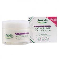 SIMPLE REPAIR ANTI-WRINKLE DAY CREAM WITH SUNSCREENS - 50ML