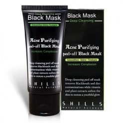 SHILLS ACNE PURIFYING PEEL OFF BLACK MASK 50ML