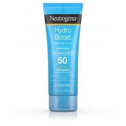 NEUTROGENA HYDRO BOOST SUNSCREEN LOTION WITH BROAD SPECTRUM SPF 50 3oz