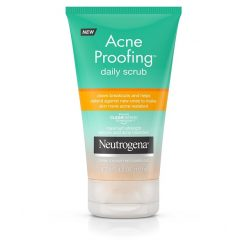 NEUTROGENA ACNE PROOFING DAILY FACIAL SCRUB 4.2OZ