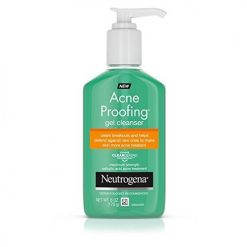NEUTROGENA ACNE PROOFING GEL CLEANSER 6OZ
