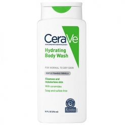 CERAVE HYDRATING BODY WASH 10OZ