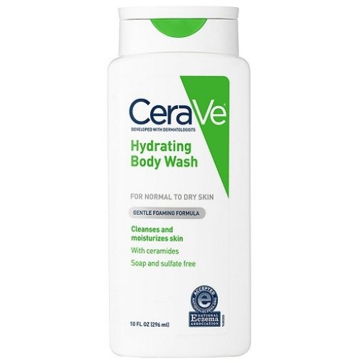 CERAVE HYDRATING BODY WASH 10OZ