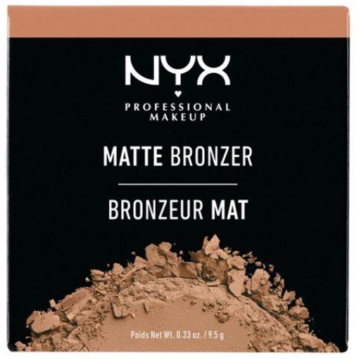 NYX PROFESSIONAL MAKEUP MATTE BRONZER - MEDIUM