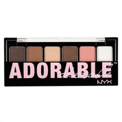 NYX ADORABLE EYESHADOW PALETTE-ADORABLE PALETTE