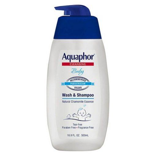 AQUAPHOR BABY WASH & SHAMPOO 16.9OZ.