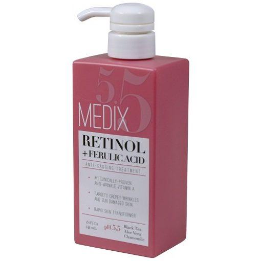 MEDIX 5.5 RETINOL CREAM WITH FERULIC ACID ANTI-SAGGING TREATMENT 15oz