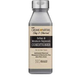 CREME OF NATURE CLAY AND CHARCOAL CONDITIONER