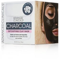 ADVANCE CLINICAL CHARCOAL DETOXIFYING CLAY MASK