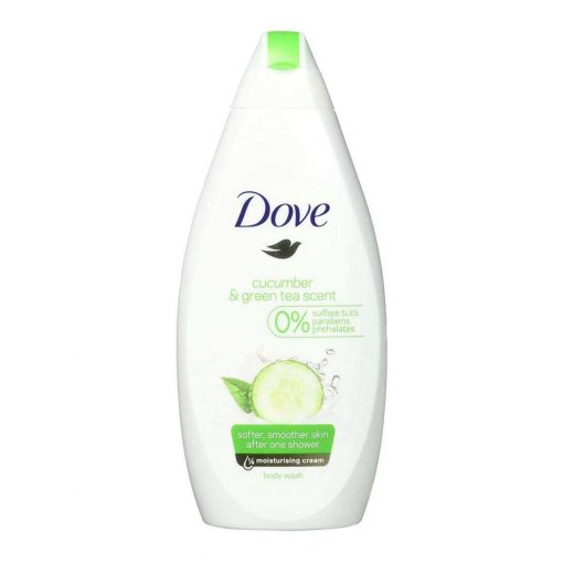 DOVE CUCUMBER AND GREEN TEA SCENT