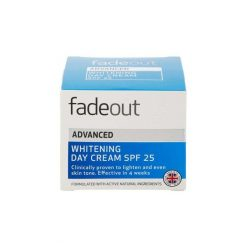 FADE OUT WHITENING DAY CREAM SPF25 50ML