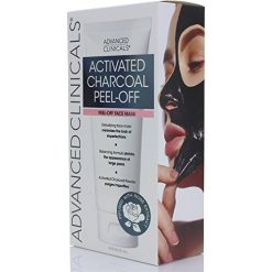 ADVANCED CLINICAL  CHARCOAL PEEL OFF FACE MASK
