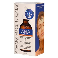 ADVANCED CLINICALS ALPHA HYDROXY POWER EXFOLIATING  PEEL