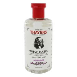 THAYERS ALCOHOL-FREE LAVENDER WITCH HAZEL TONER 12OZ