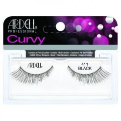 ARDELL PROFESSIONAL LASHES CURVY COLLECTION-411 BLACK
