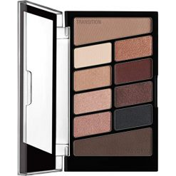 WET N WILD COLOR ICON EYESHADOW 10 PAN PALETTE-NUDE AWAKENING