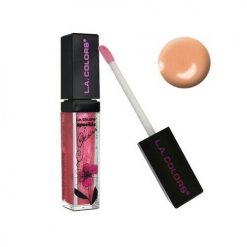 L.A  COLOR JELLIE,SHIMMER & SPARLE LIP GLOSS-BELLA